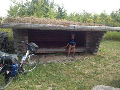 Type d'aménagement pour camping libre