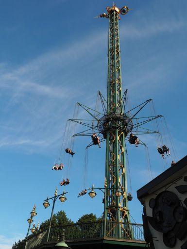 The star flyer!