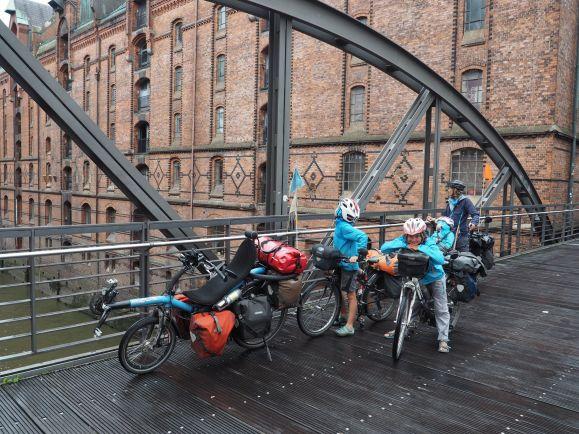 Visite de Hamburg