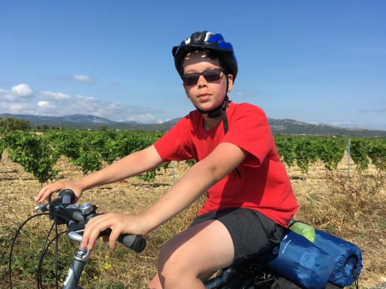 Spécial Foucauld : Foucauld à vélo
