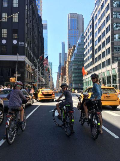 Journée balade à vélo