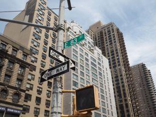 L'organisation de la ville facilite l'orientation : Avenues en Sud-Nord et rues en Est -Ouest.