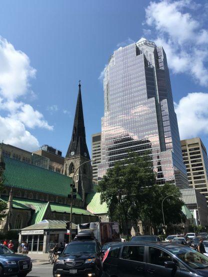 Au coeur de Montréal
