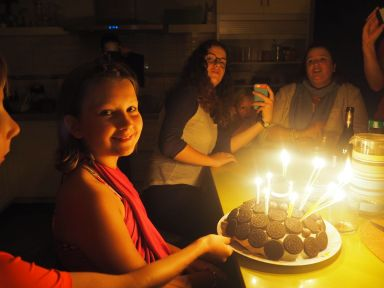 Joyeux anniversaire Inès !