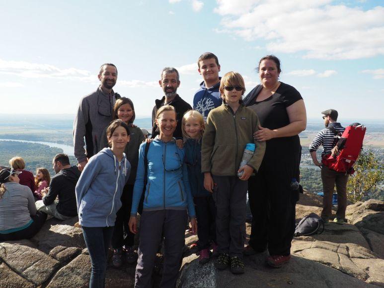 Balade dominicale au mont St-Hilaire
