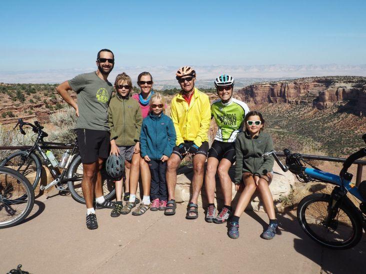 Maggy et Ed nous font découvrir Colorado National Monument