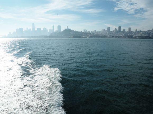 C'est parti pour Alcatraz!