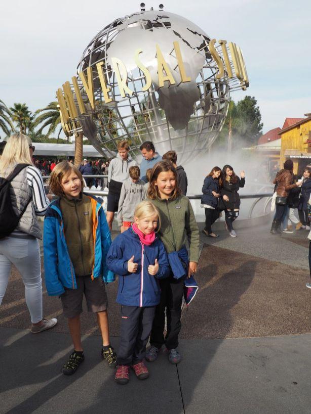 Un cadeau spécial L.A., la visite des Studios Universal