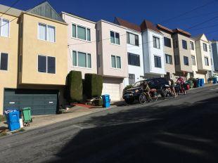 Les rues de SF sont ... pentues !