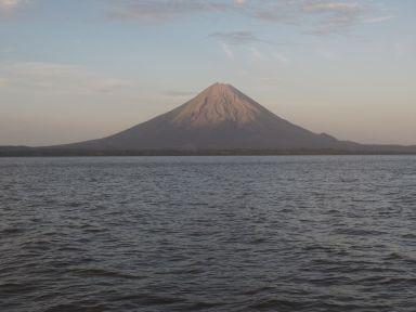 Le volcan Concepcion sur l'île d'Ometepe est un modèle du genre