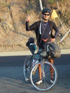 Oswaldo et son équipement ultralight !