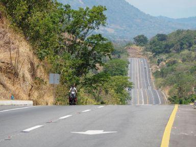 la Panaméricaine c'est pas toujours facile