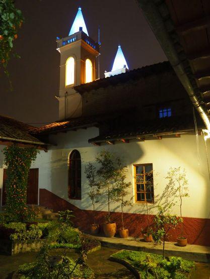 notre logement à Otavalo