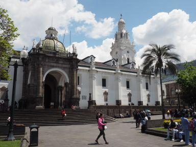 visite de Quito