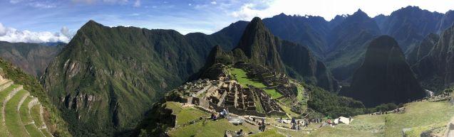 la visite de ce site vaut bien les désagréments liés à l'affluence touristique !