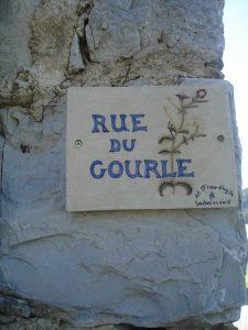 Rue du Gourle