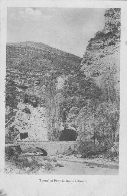 Boulc Pont Tunnel