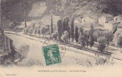 Beaumont-en-Diois Bas-Village