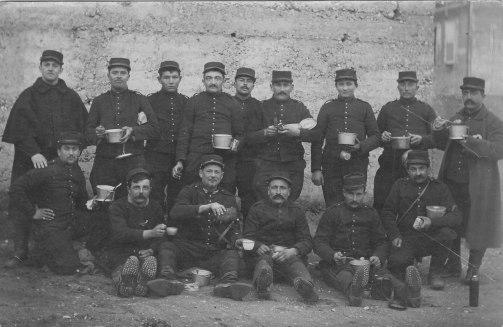 les soldats de 14-18