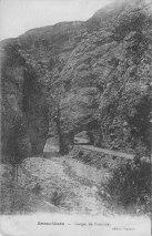 Gorges de Fourcinet