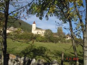 Lesches-en-Diois Eglise