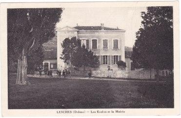 Sortie école Lesches-en-Diois