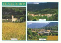 Villages du Diois