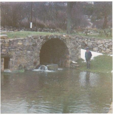 Grande Fontaine inondée 01.1994