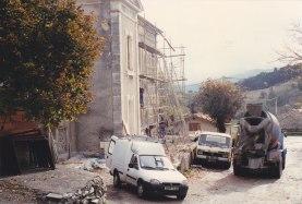 Lesches Rénovation école automne 1997
