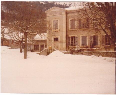 Ancienne école 03.1981