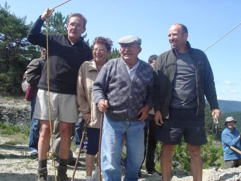 Trois générations de Leschois 15.07.2012