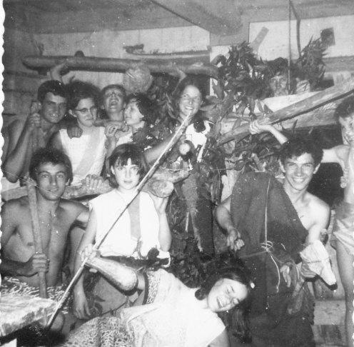 Fête préhistorique 1968