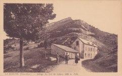 Col de Cabre personnages en Drôme
