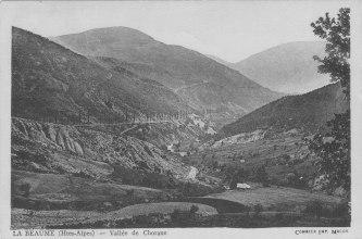 La Beaume Vallée de Chorane