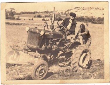 09.1950 La Plaine tracteur Mc Cormick