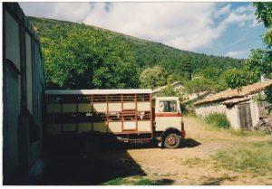 1993 Fin de l'élevage ovin