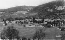 Le village vu du Rotas