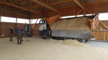 Que de sable !