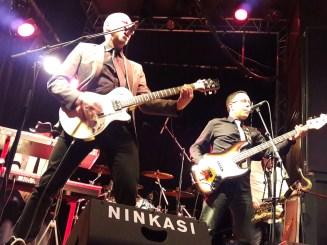 Concert Ninkasi Guest : Fred Lutz (c) Hubert Marin