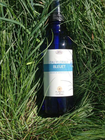 eau de bleuet 200ml Plante de Cévennes