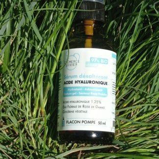Sérum désaltérant acide hyaluronique