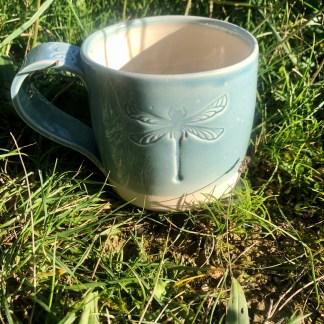 Coffret mug La manufacture du Bonheur et Infusion Plante des Cevennes ou l'Herbier des Garrigues