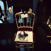 Chaise d'Emmanuelle Alt