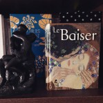 Beaux livres et baiser de Rodin