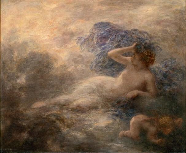 """""""La nuit"""", 1897"""
