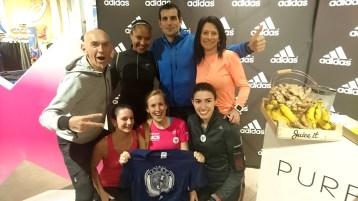 Notre Team Boost Jaurès avec nos grands champions :)