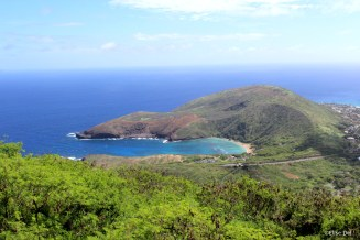 View from Koko Head