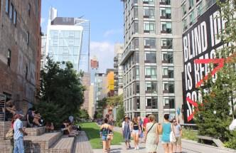 5) High Line