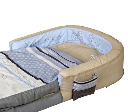 Grâce au petits baroudeurs j'ai trouvée la solution idéale pour le sommeil de mon fils quand nous partons en week-end.