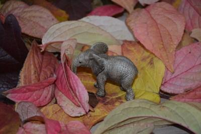 SCHLEICH ELEPHANTEAU